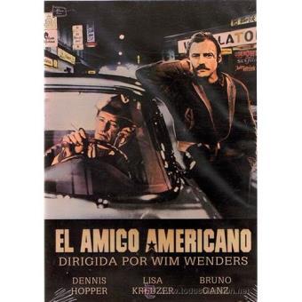 El amigo americano - DVD