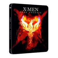 X-Men: Fénix oscura - Steelbook UHD + Blu-Ray