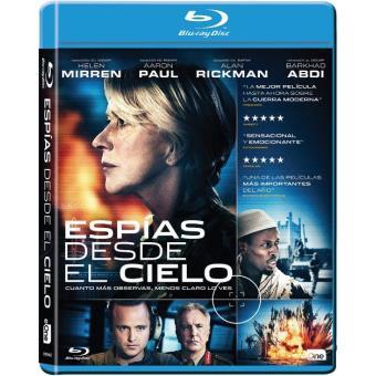 Espías desde el cielo - Blu-Ray