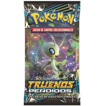 Pokémon JCC Sol y Luna Truenos perdidos