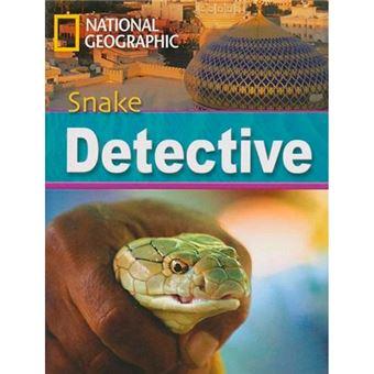 Snake Detective + CD