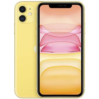 Apple iPhone 11 6,1'' 128GB Amarillo