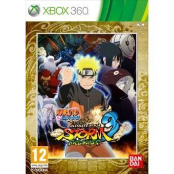 Naruto Ninja Storm 3 Full Burst Xbox 360