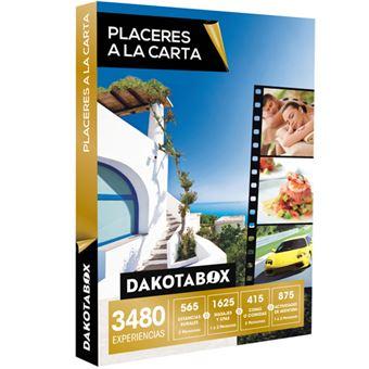 Caja Regalo Dakotabox - Placeres a la carta