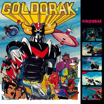 Goldorak - Vinilo