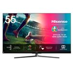 TV ULED 55'' Hisense 55U8QF 4K UHD HDR Smart TV Full Array