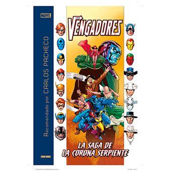 Los Vengadores - La saga de la Corona Serpiente