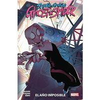 Spider-Gwen - Ghost Spider 2 - El año imposible