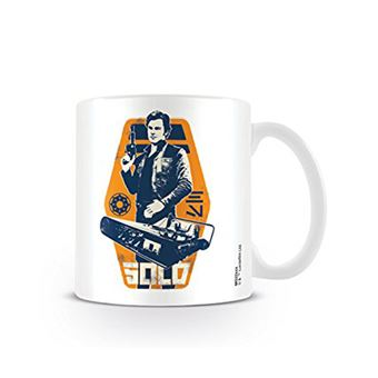 Taza Star Wars - Han Solo Icon