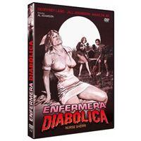 Enfermera Diabólica - DVD
