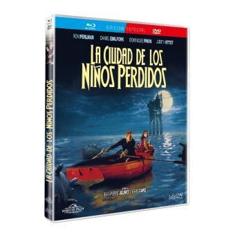 La ciudad de los niños perdidos - Blu-Ray + DVD