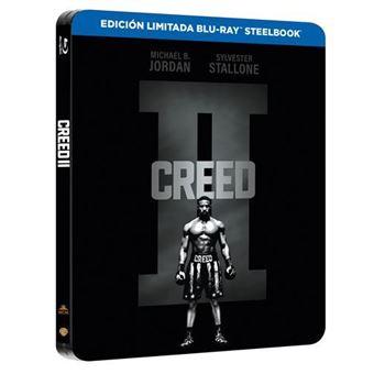 Creed 2. La leyenda de Rocky - Steelbook Blu-Ray