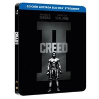 Creed 2. La leyenda de Rocky - Steelbook Blu-Ray