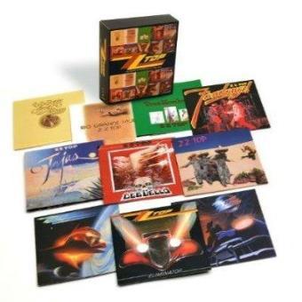 Box Set Studio Albums 1970-1990