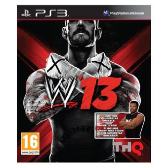 WWE 13 Mike Tyson Edition PS3