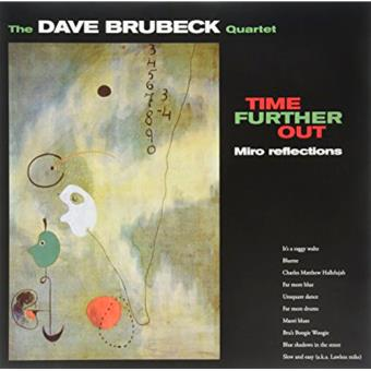 Time Further Out (Vinilo)