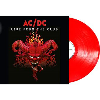 Live from the Club - Vinilo rojo