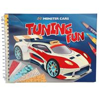 Juego Monster Cars - Tuning fun