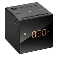 Radiodespertador Sony ICF-C1 AM/FM Negro