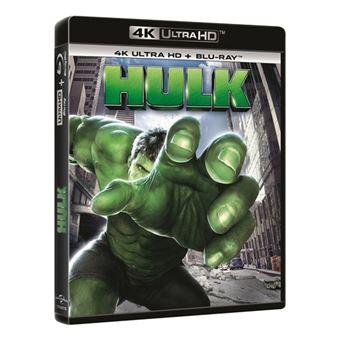 Hulk - UHD + Blu-Ray