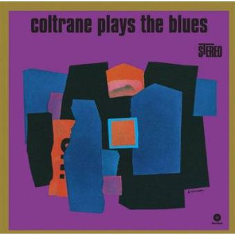 Coltrane Plays The Blues - Vinilo