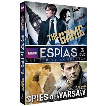 Pack BBC Espías - The Game + Espías de Varsovia V.O.S.  - DVD