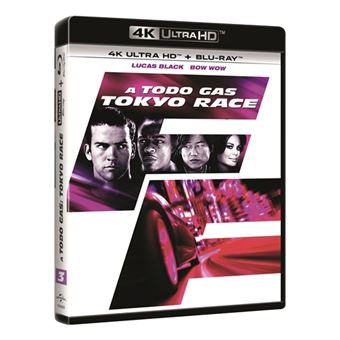 A todo gas 3 (Fast and Furious 3) Tokyo Race - UHD + Blu-Ray