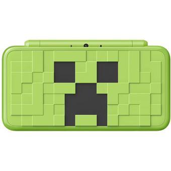 Consola New Nintendo 2DS XL Minecraft Edition + Minecraft