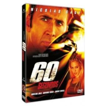 60 segundos - DVD