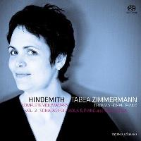 Hindemith:the Viola Works 2
