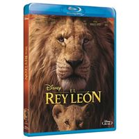 El Rey León (2019)  - Blu-Ray
