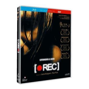 REC - [•REC] - Blu-Ray + DVD
