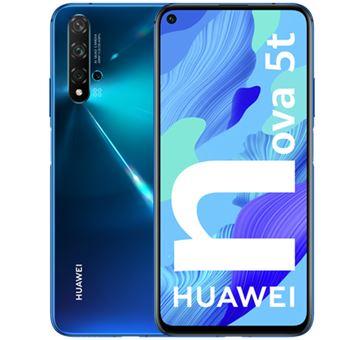 Huawei Nova 5T 6,26'' 128GB Azul