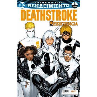 Deathstroke núm. 03 (Renacimiento)