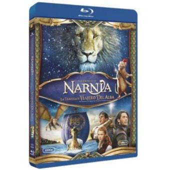 Las crónicas de Narnia 3 - Blu-Ray