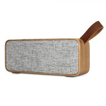 Altavoz Bluetooth Energy Sistem Eco Beech Wood