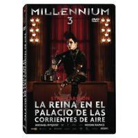 Millennium 3: La reina en el palacio de las corrientes de aire - DVD