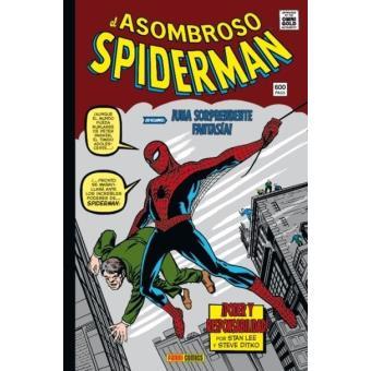 Marvel Gold. El Asombroso Spiderman: ¡Poder y responsabilidad!