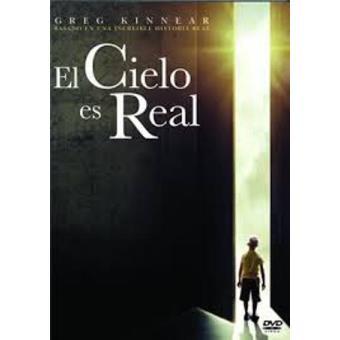 El cielo es real - DVD