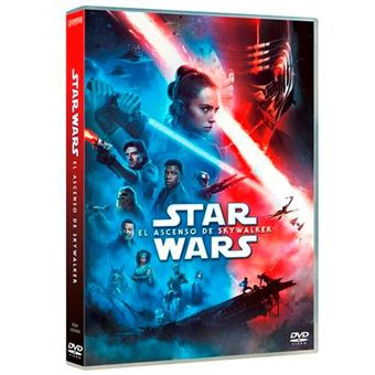 Star Wars El ascenso de Skywalker - DVD