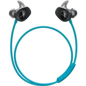 Auriculares Deportivos Bose SoundSport Azul (Producto Reacondicionado)