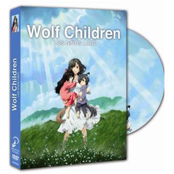 Wolf Children - DVD