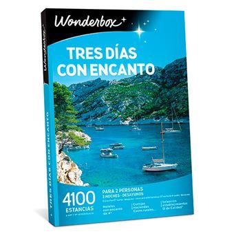 Caja Regalo Wonderbox - Tres días con encanto