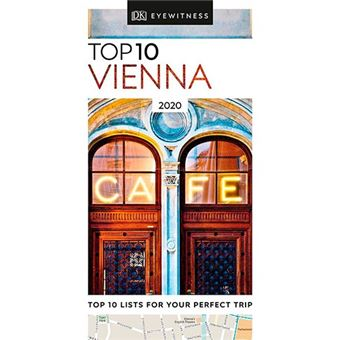 DK Eyewitness Travel Guide - Top 10 - Vienna - -5% en