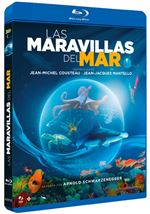 Las maravillas del mar - Blu-Ray
