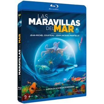 Las maravillas del mar - Blu-Ray