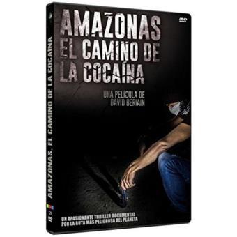 Amazonas. El camino de la cocaína - DVD