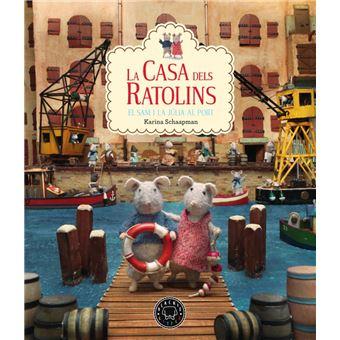 La Casa Dels Ratolins, Volum 4: El Sam I La Júlia Al Port