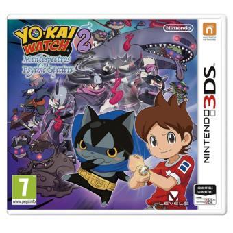 Yo Kai Watch 2 Mentespectros Nintendo 3ds Para Los Mejores