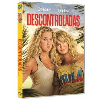Descontroladas - DVD